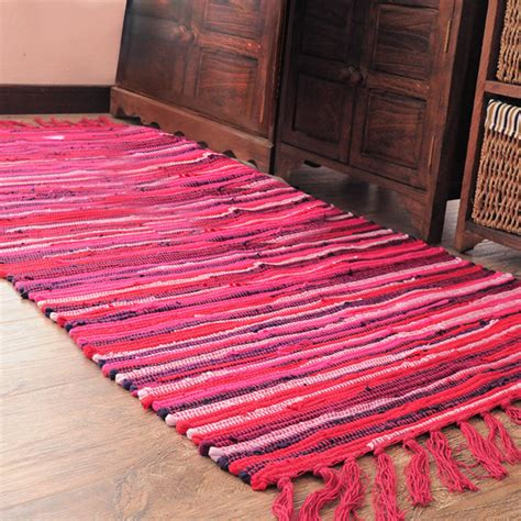Fabric Door Mats Waste Absorbing 100 Cotton Fabric Carpet Piaochuang