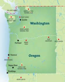 road map of washington and oregon we are in oregon western pacific insurance