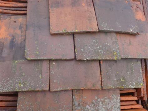 Handmade Clay Roof Tiles - reclaimed belgium handmade clay roof tiles jj reclamation