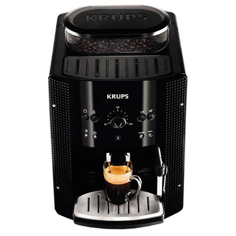 Coffee Maker Krups Harga krups ea 8108 fully automatic cappuccino espresso coffee machine black ebay