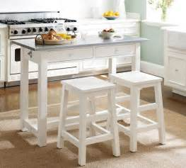 Table Height Kitchen Island Portable Kitchen Island With Seating Home Decor