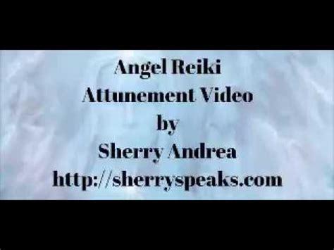 angel reiki attunement youtube