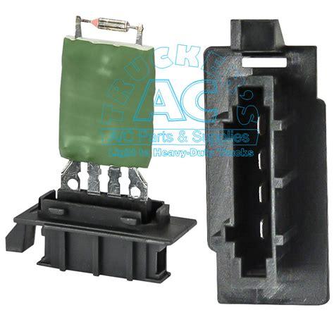 freightliner blower motor resistor blower resistor freightliner oem 051 33432aa