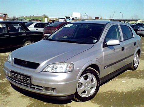 Opel Astra 2000 by 2000 Opel Astra For Sale 1 4 Gasoline Ff Manual For Sale