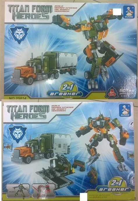 Mainan Transformers Robot lego transformer robot kereta 2 in end 2 9 2018 12 15 am
