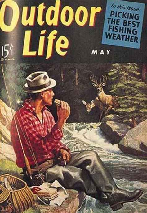 outdoor life outdoor life magazine cover art philistine