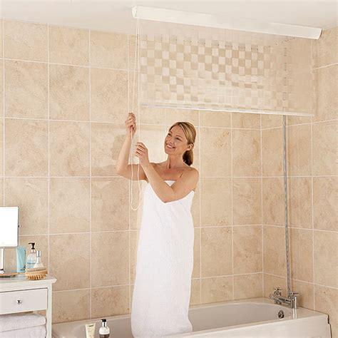 tende a rullo per bagno tende da doccia a rullo design casa creativa e mobili