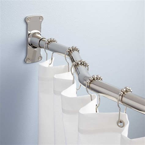 ceiling mounted curtain rod curtains mounting curtain rods ideas hang curtain rod from