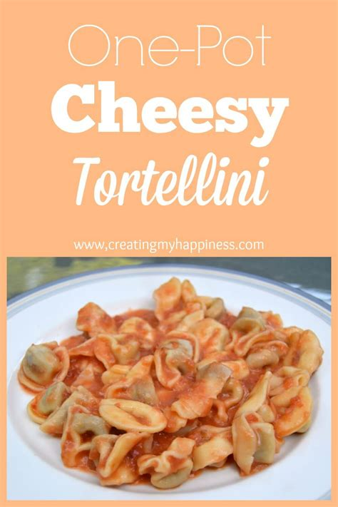 cheesalicious dishes 30 easy cheddar recipes for any occasion books one pot cheesy tortellini