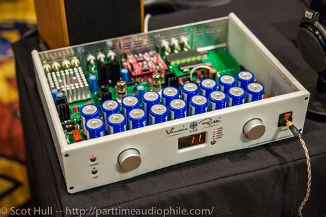 audiophile capacitor comparison rmaf 2014 ultra the lio from vinnie part time audiophile