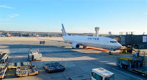 United Airlines Hubs by Newark Airport Ewr