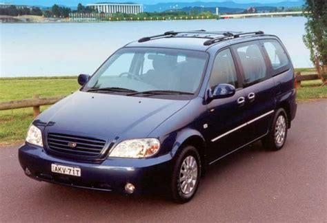 Kia Carnival 2000 2000 kia carnival auto cars