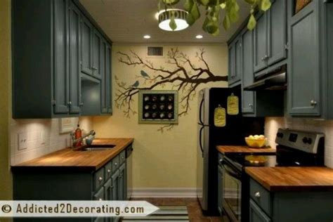 galley kitchen budget re do new house ideas