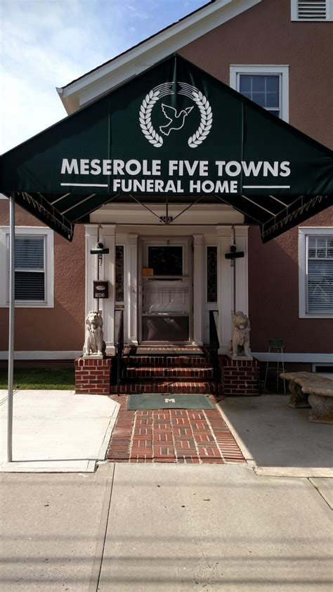 facilities meserole five towns funeral home