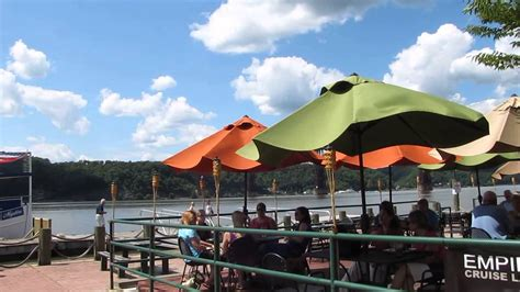 ice house poughkeepsie poughkeepsie ice house outisde waterfront patio youtube