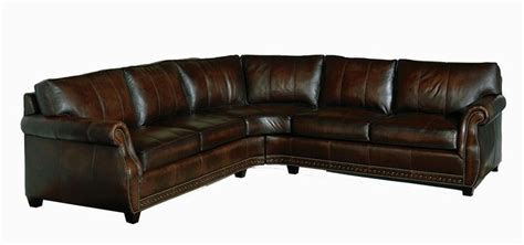 Sectional Sofas Knoxville Tn by Bradley Leather Sectional By Bernhardt Knoxville
