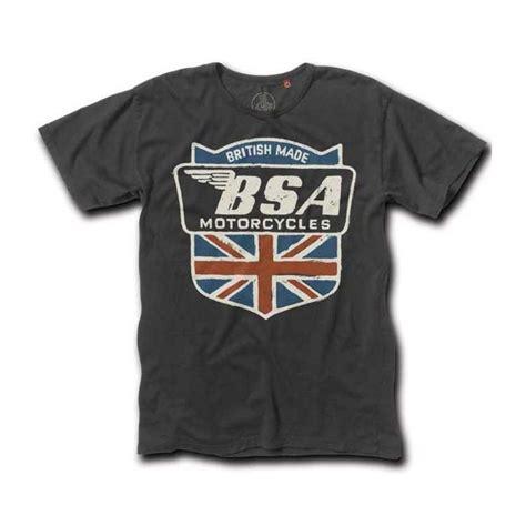 Tshirt Bsa last match co t shirt bsa shield the cafe racer