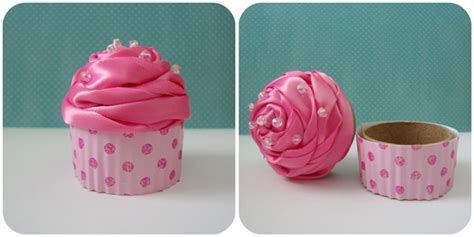 How To Make Cupcakes Out Of Paper - cupcake gift boxes no baking required one thing
