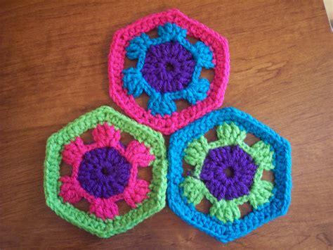 crochet pattern octagon motif the memaw square
