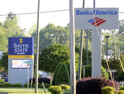 bank of carolina locations south state buying bank of america s local business news