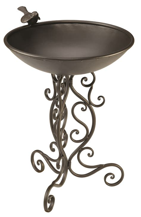 metal bird bath bird cages