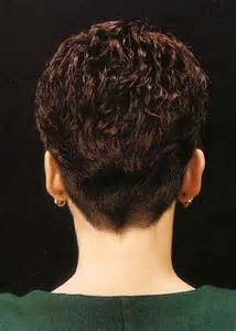 cropped hairstyles with wisps in the nape of the neck for pixie haircuts with clippered back