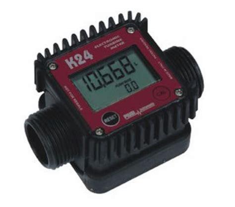 Bio Di K24 piusi k24 turbine flow meter pp welcome to oilybits u k