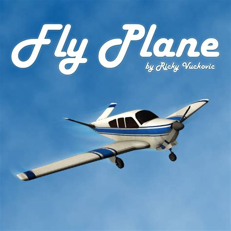 flying plane fly plane ricky vuckovic creative and educational technology studio