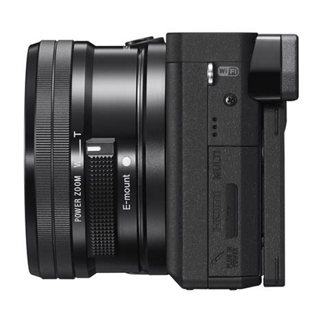 New Sony Alpha A6300 With 16 50mm Lens sony sony alpha a6300 mirrorless digital with 16 50mm lens epictv shop