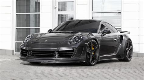 Porsche Turbo Hp by Tuner Gives Porsche 911 Turbo Carbon Fiber 650 Hp