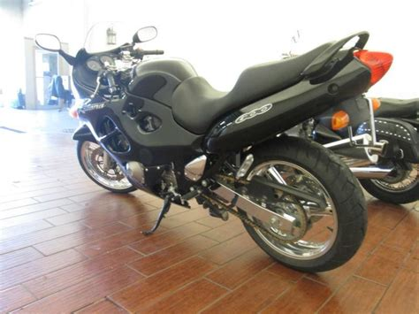 Suzuki Gsx600f Exhaust 2000 00 Suzuki Katana 600 Motorcycle Low For Sale On