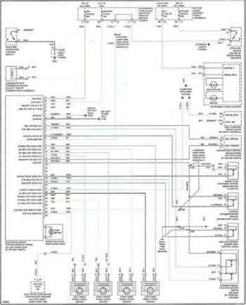 chevrolet corvette abs wiring diagram circuit