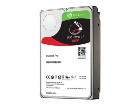 Seagate Ironwolf 8tb For Nas seagate ironwolf pro 8tb 3 5 quot nas drive at ebuyer