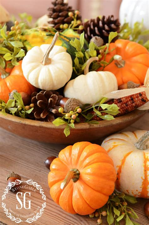 quick decor 15 last minute thanksgiving centerpieces for your holiday