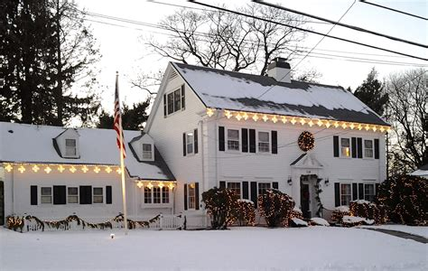 north shore holiday house north shore christmas lights design and installation