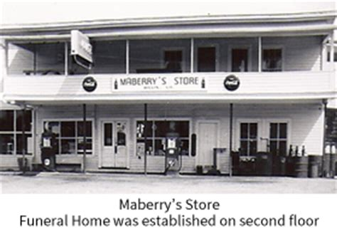 our history funeral home in floyd va maberry funeral