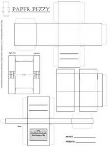 Minecraft Blank Skin Template by Paper Pezzy Blank Template By Cyberdrone On Deviantart