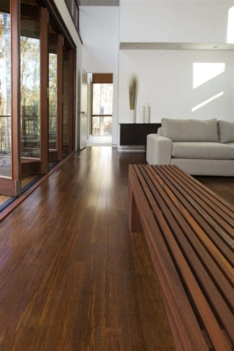 bamboo flooring house ideas