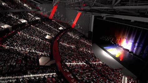 Home Theater Floor Plan international convention centre sydney icc sydney