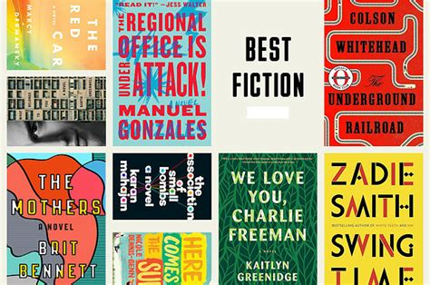 fiction books the 24 best fiction books of 2016