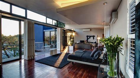 amazing wallpaper for bedroom modern bedroom with an amazing view wallpaper photography wallpapers 51221