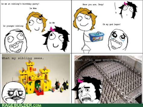 Lego Meme - step on lego meme