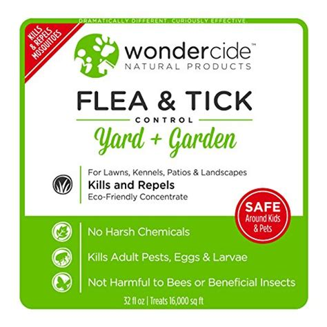 flea control backyard wondercide natural flea tick control concentrate for