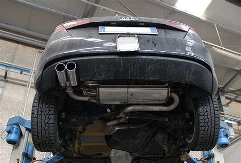 audi a3 exhaust system audi a3 8va sportback 1 4 tfsi 125 hp 150 hp 2014