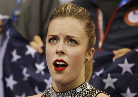 Ashley Wagner Meme - figure skater ashley wagner thinks her meme is hilarious