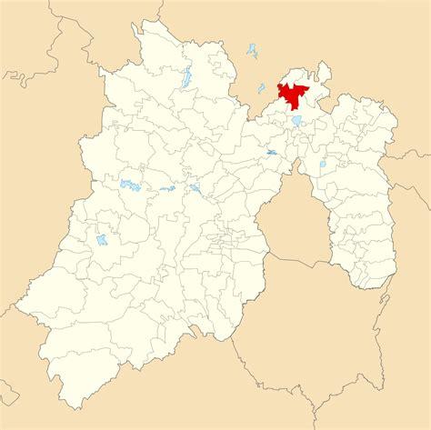 www refrendo estado de mexico archivo mexico estado de mexico tequixquiac location map