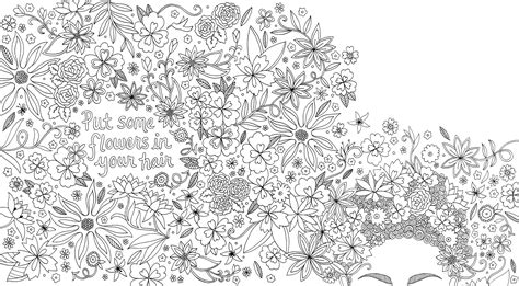secret garden coloring book article i my hair is the coloring book that everyone with