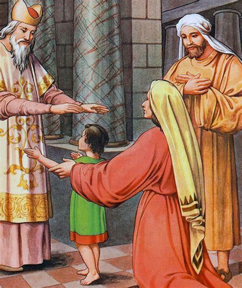 imagenes biblicas de ana y samuel dios tiene un plan especial para ti escuela dominical mtv