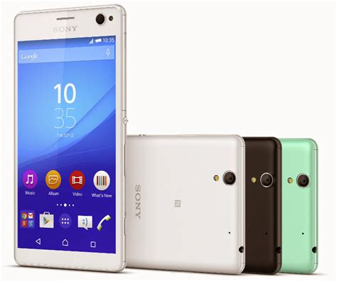 Lcd Sony C4 Dual sony xperia c4 dual phone announced in india