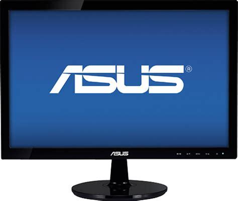 Monitor Asus 18 5 Led asus 18 5 quot led hd monitor black vs197tp best buy